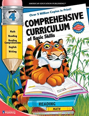 Comprehensive Curriculum of Basic Skills, Grade 4 9781561893713