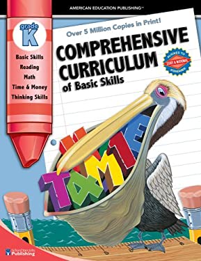 Comprehensive Curriculum of Basic Skills, Grade K 9781561893676