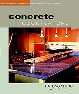 Concrete Countertops 9781561584840