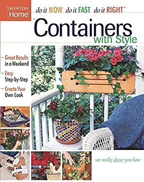 Containers with Style 9781561586783