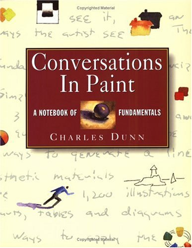 Conversations in Paint: A Notebook of Fundamentals 9781563056642