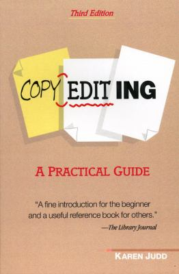 Copyediting: A Practical Guide 9781560526087