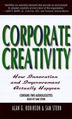 Corporate Creativity 9781565112643