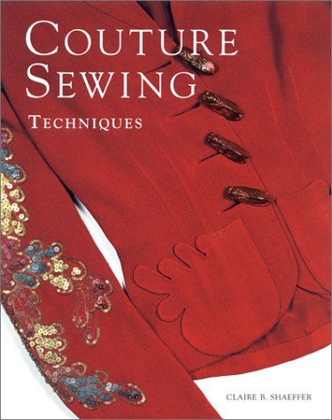 Couture Sewing Techniques 9781561584970