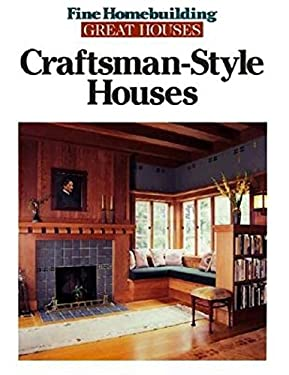 Craftsman-Style Houses 9781561580149