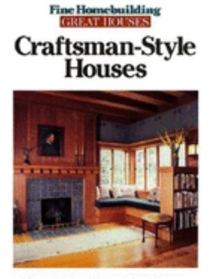 Craftsman-Style Houses 9781561581054