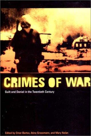 Crimes of War 9781565846548