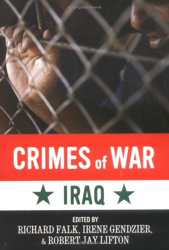 Crimes of War: Iraq 9781560258032