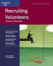 Crisp: Recruiting Volunteers Crisp: Recruiting Volunteers: Building an Effective Volunteer Staff Building an Effective Volunteer S