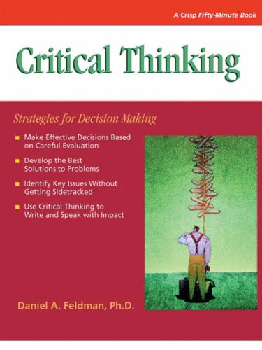 Critical Thinking 9781560526483