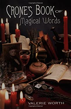 Crone's Book of Magical Words 9781567188257