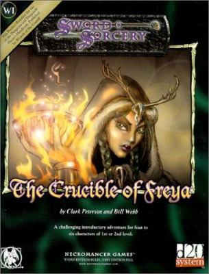 Crucible of Freya 9781565044852