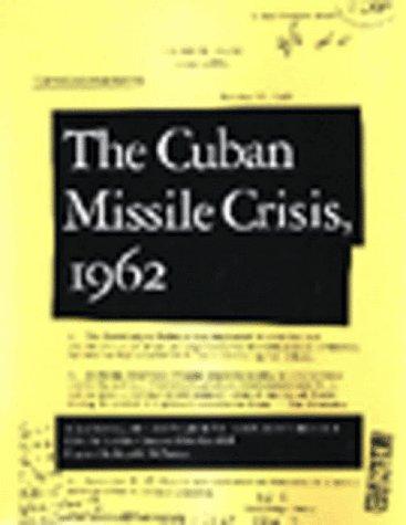 Cuban Missile Cris -Op/31