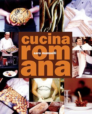 Cucina Romana 9781566566254
