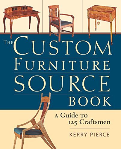 Custom Furniture Source Book 9781561584314
