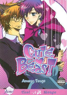 Cute Beast 9781569707739