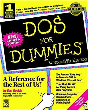 DOS for Dummies, Windows 95 Ed. 9781568846460