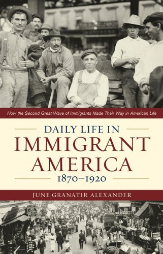 Daily Life in Immigrant America, 1870-1920: How the Second Great Wave of Immigrants Made Their Way in America 9781566638302