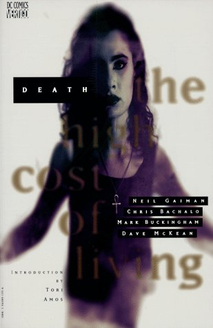 Death: The High Cost of Living 9781563891335