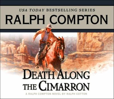 Death Along the Cimarron: Gunfighter Series 9781565118058