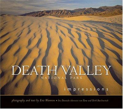 Death Valley National Park Impressions 9781560372950