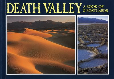 Death Valley National Park Postcard Book 9781563138034