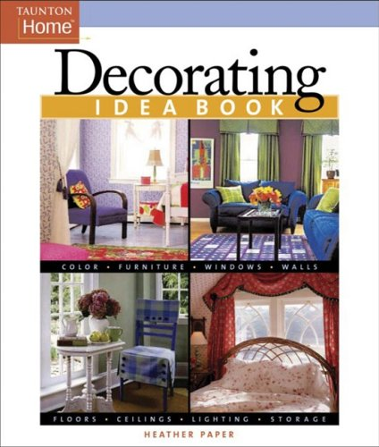 Decorating Idea Book 9781561587629