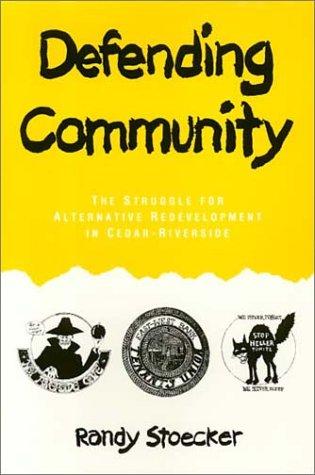 Defending Community PB 9781566391283