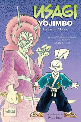 Usagi Yojimbo Volume 14: Demon Mask 9781569715239