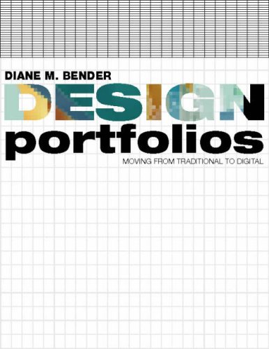 Design Portfolios: Moving from Traditional to Digital 9781563674839