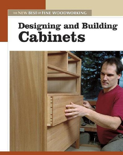 Designing and Building Cabinets 9781561587322