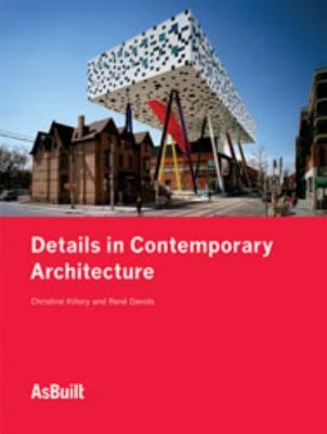 Details in Contemporary Architecture 9781568985763