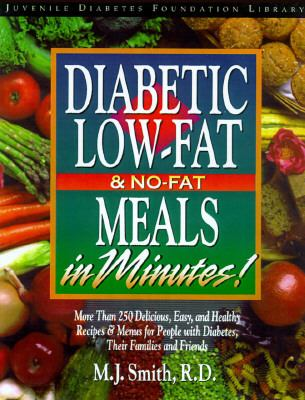 Diabetic Low-Fat & No-Fat 9781565610842