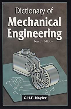 Dictionary of Mechanical Engineering 9781560917540