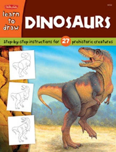 Dinosaurs: Step-By-Step Instructions for 27 Prehistoric Creatures 9781560108177