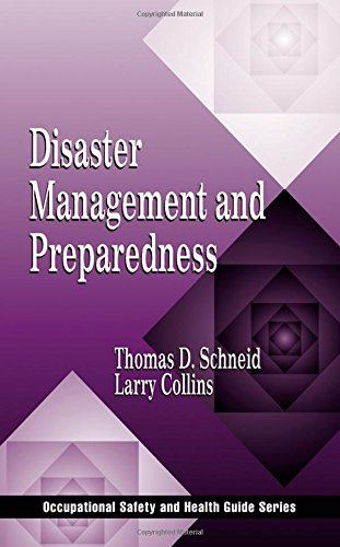 Disaster Management and Preparedness 9781566705240