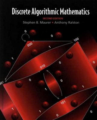 Discrete Algorithmic Mathematics, Second Edition 9781568810911