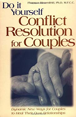Do-It-Yourself Conflict Resolution for Couples 9781564144379