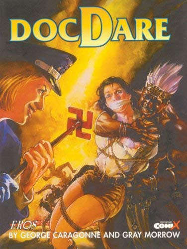 Doctor Dare Volume 1: Spear of Destiny 9781560973447