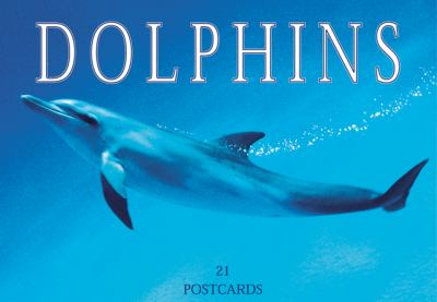 Dolphins Postcard Book 9781563137938
