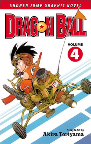 Dragon Ball, Vol. 4 9781569319239