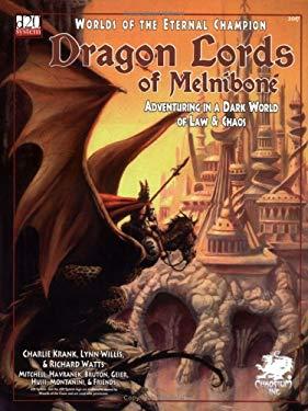 Dragon Lords of Melnibone 9781568821504