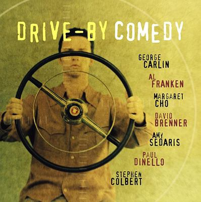 Drive-By Comedy 9781565118188
