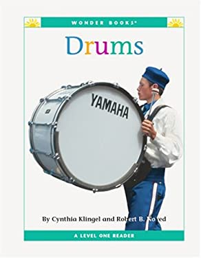 Drums: A Level One Reader 9781567669466