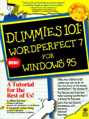 Dummies 101: WordPerfect 7 for Windows [With *] 9781568846330