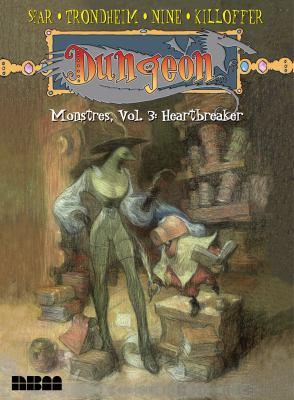 Dungeon: Monstres, Vol. 3: Heartbreaker 9781561635917