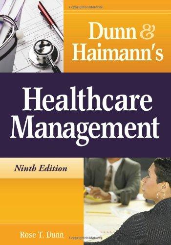 dunn haimanns healthcare management