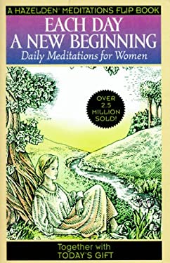 Each Day a New Beginning/Today's Gift: Daily Meditations for Women/Daily Meditations for Families 9781567312607