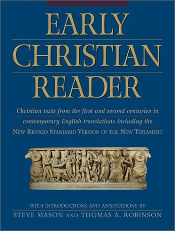 Early Christian Reader 9781565630437