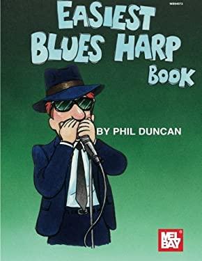 Easiest Blues Harp Book 9781562223038